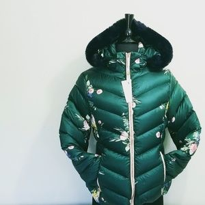🍒NWT🍒 TED BAKER DOWN PUFFER JACKET